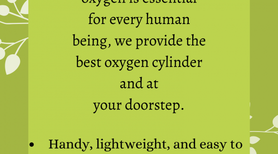 Portable oxygen and covid – portable oxygen in home-as an emergency life savior